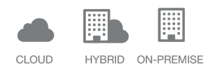Cloud Hybrid On-premise