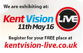 AssureStor are exhibiting at Kent Vision Live.